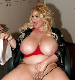 Huge boobs ssbbw fucking hot