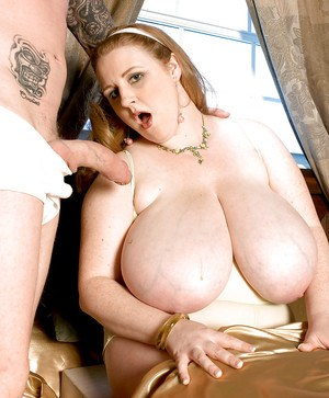 Huge boobs ssbbw boy